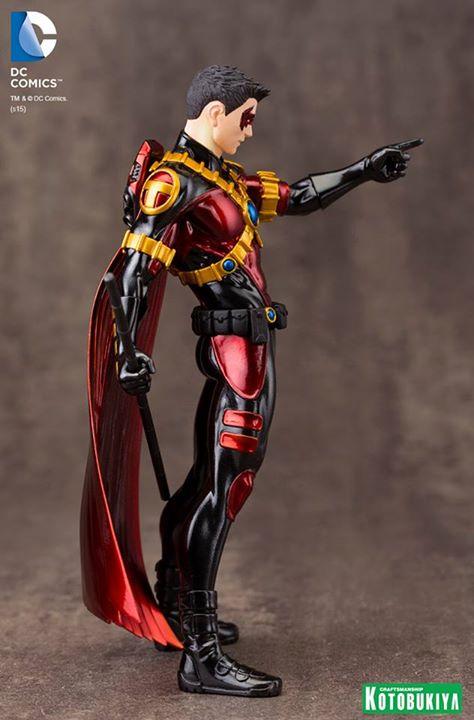 Red Robin New 52 DC Comics ArtFX Estátua - Kotobukiya  - Toyshow Colecionáveis