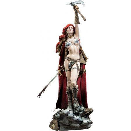 Red Sonja Premium Format - Sideshow  - Toyshow Colecionáveis