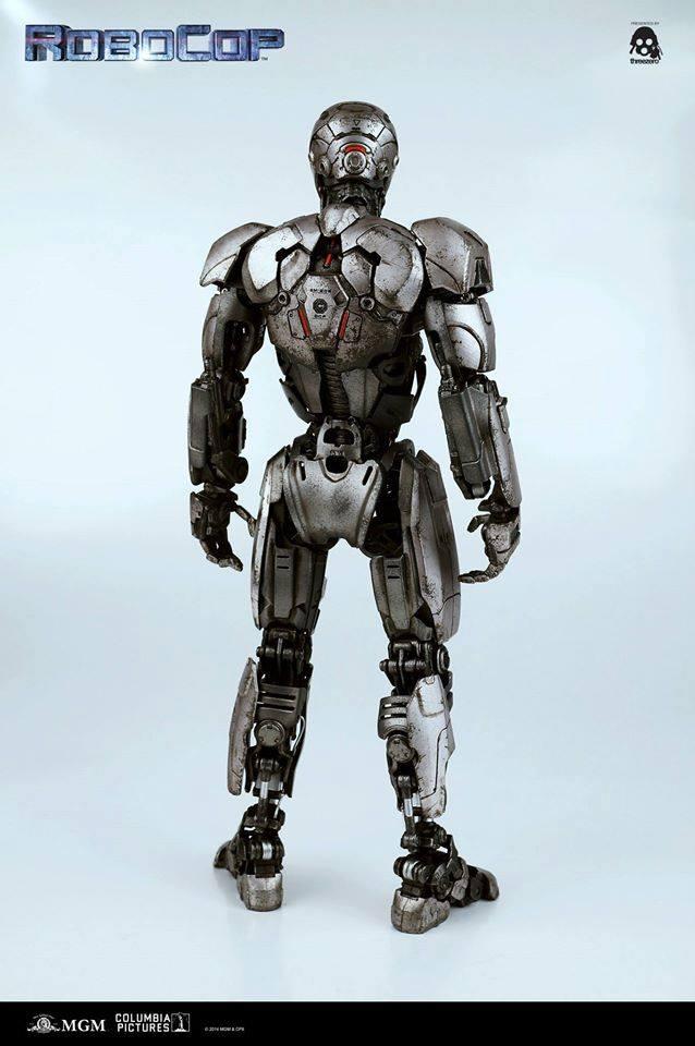 Robocop EM 208 - Escala 1/6 - Threezero  - Toyshow Colecionáveis