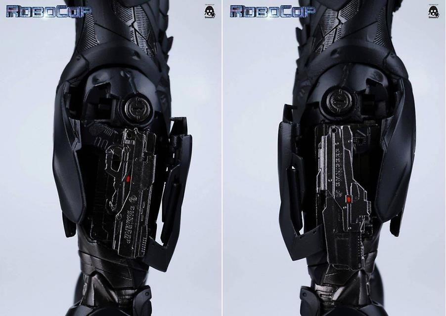 Robocop Remake 3.0 Escala 1/6 - ThreeA  - Toyshow Colecionáveis