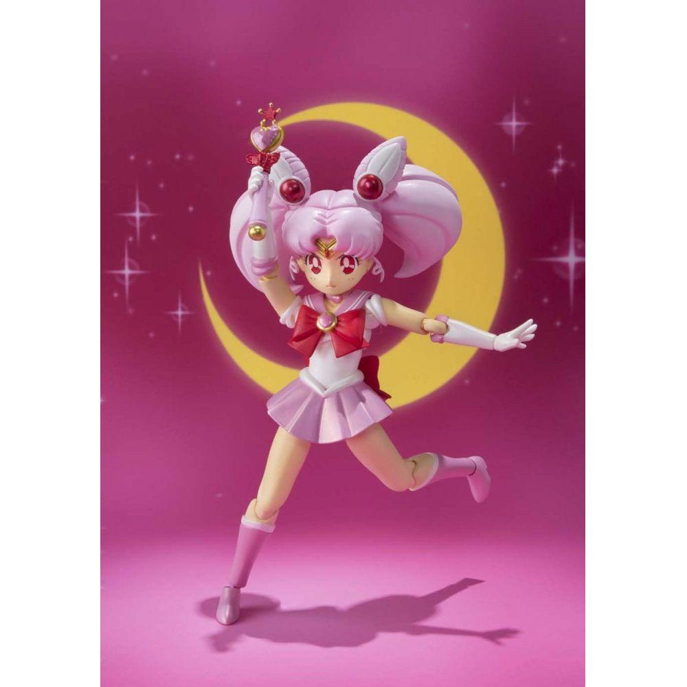 Sailor Moon Chibi Moon S.H.Figuarts - Bandai