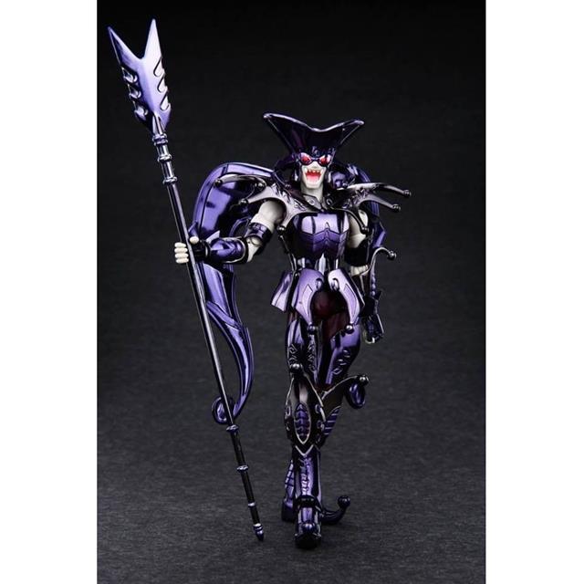 (Os Cavaleiros do Zodíaco) Saint Seiya Acheron Karon Saint Cloth Myth - Bandai  - Toyshow Colecionáveis