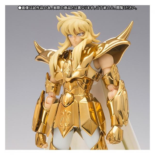 (Os Cavaleiros do Zodíaco) Saint Seiya Milo de Escorpião (Original Color Edition) Saint Cloth Myth EX - Bandai