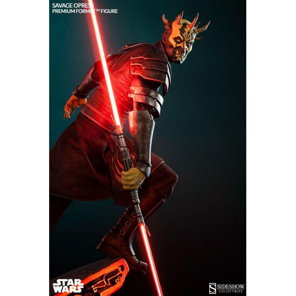 Savage Opress Star Wars Premium Format - Sideshow  - Toyshow Colecionáveis