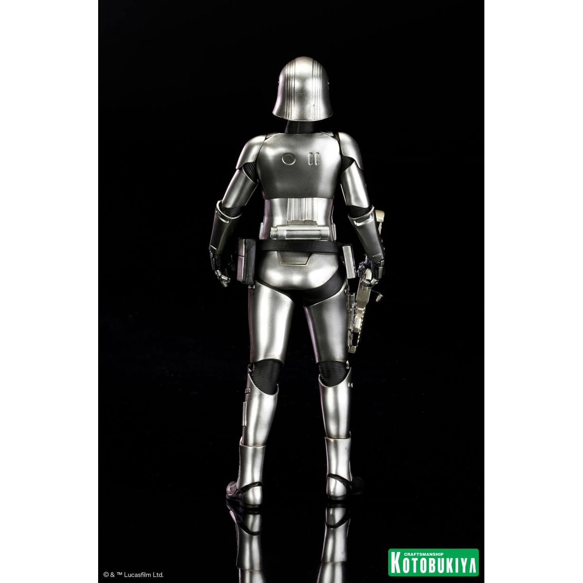 Star Wars ArtFX+ Statues: Captain Phasma - Kotobukiya