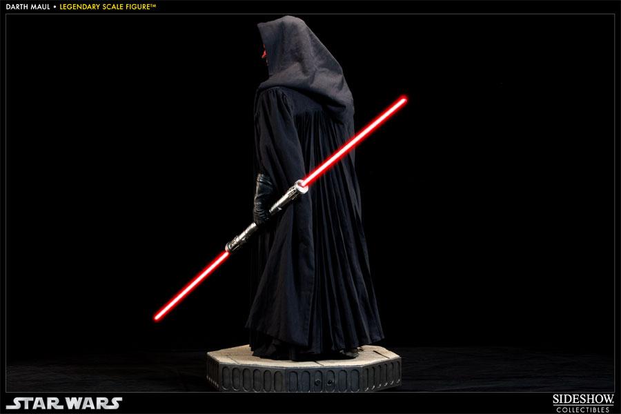 Star Wars Darth Maul Legendary Scale - Sideshow