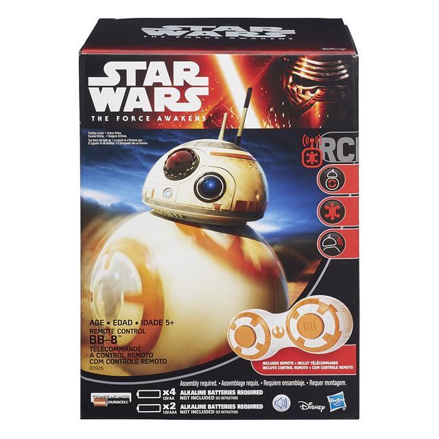 Star Wars Droide Eletrônico BB-8 - Hasbro