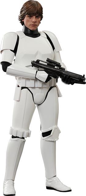 Star Wars Luke Skywalker Stormtrooper MMS304 Escala 1/6 - Hot Toys  - Toyshow Colecionáveis
