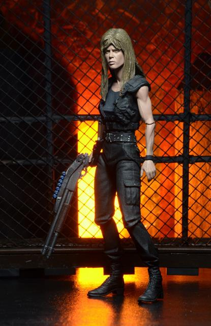 Terminator 2: Ultimate Sarah Connor - Neca  - Toyshow Colecionáveis