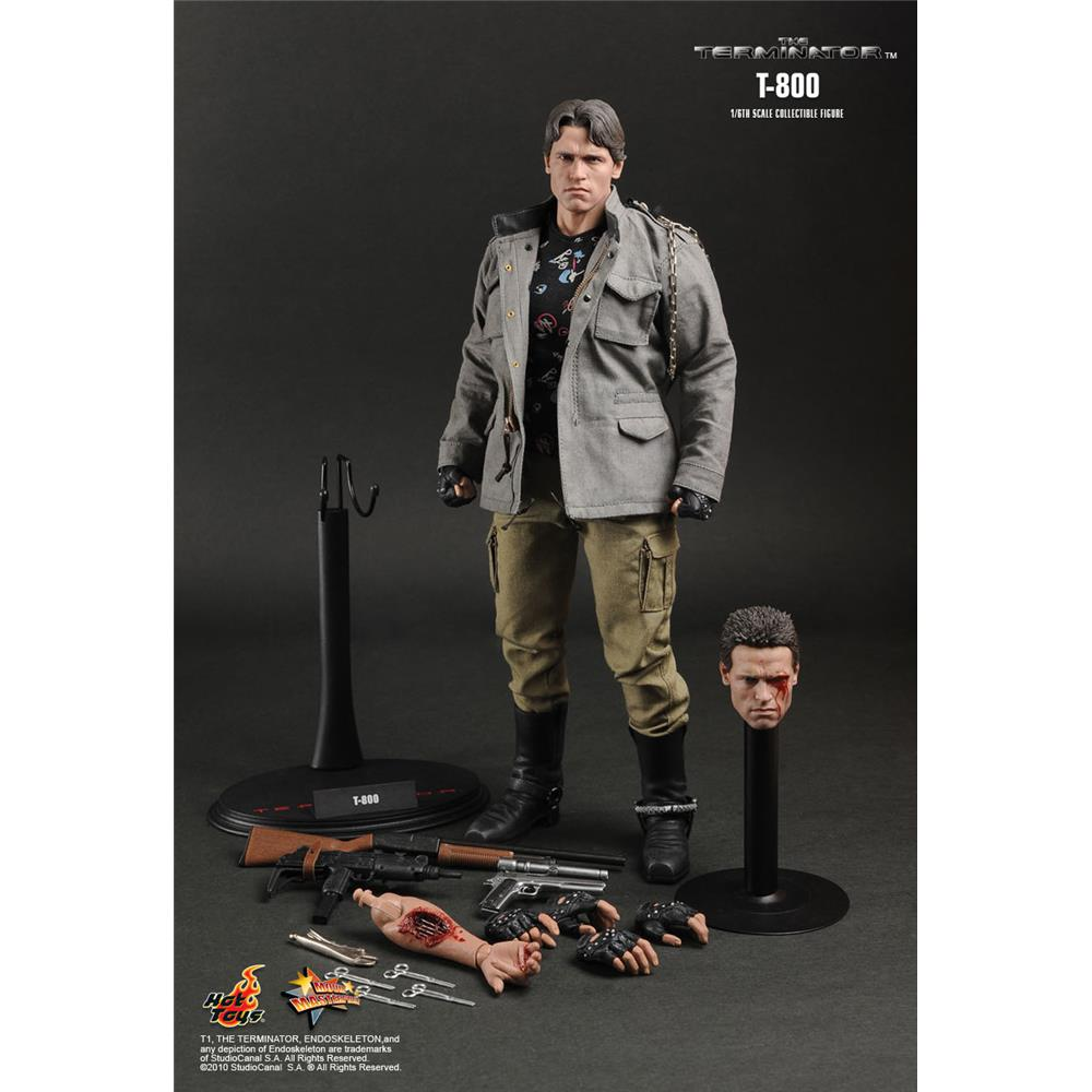 The Terminator T-800  - Hot Toys