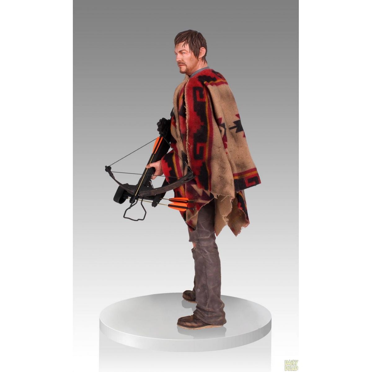 The Walking Dead Daryl Dixon Estátua 1/4 - Gentle Giant  - Toyshow Colecionáveis