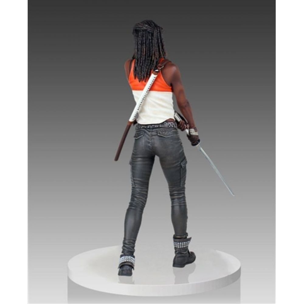The Walking Dead Michonne Estátua 1/4 - Gentle Giant  - Toyshow Colecionáveis