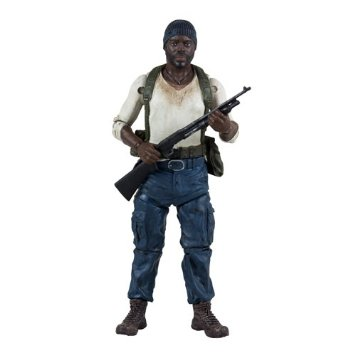 Tyreese The Walking Dead Series 5 - McFarlane Toys (Produto Exposto)
