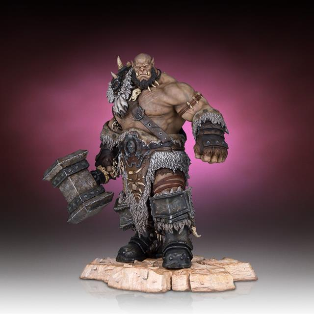 Warcraft Ogrim Estátua Escala 1/6 - Gentle Giant
