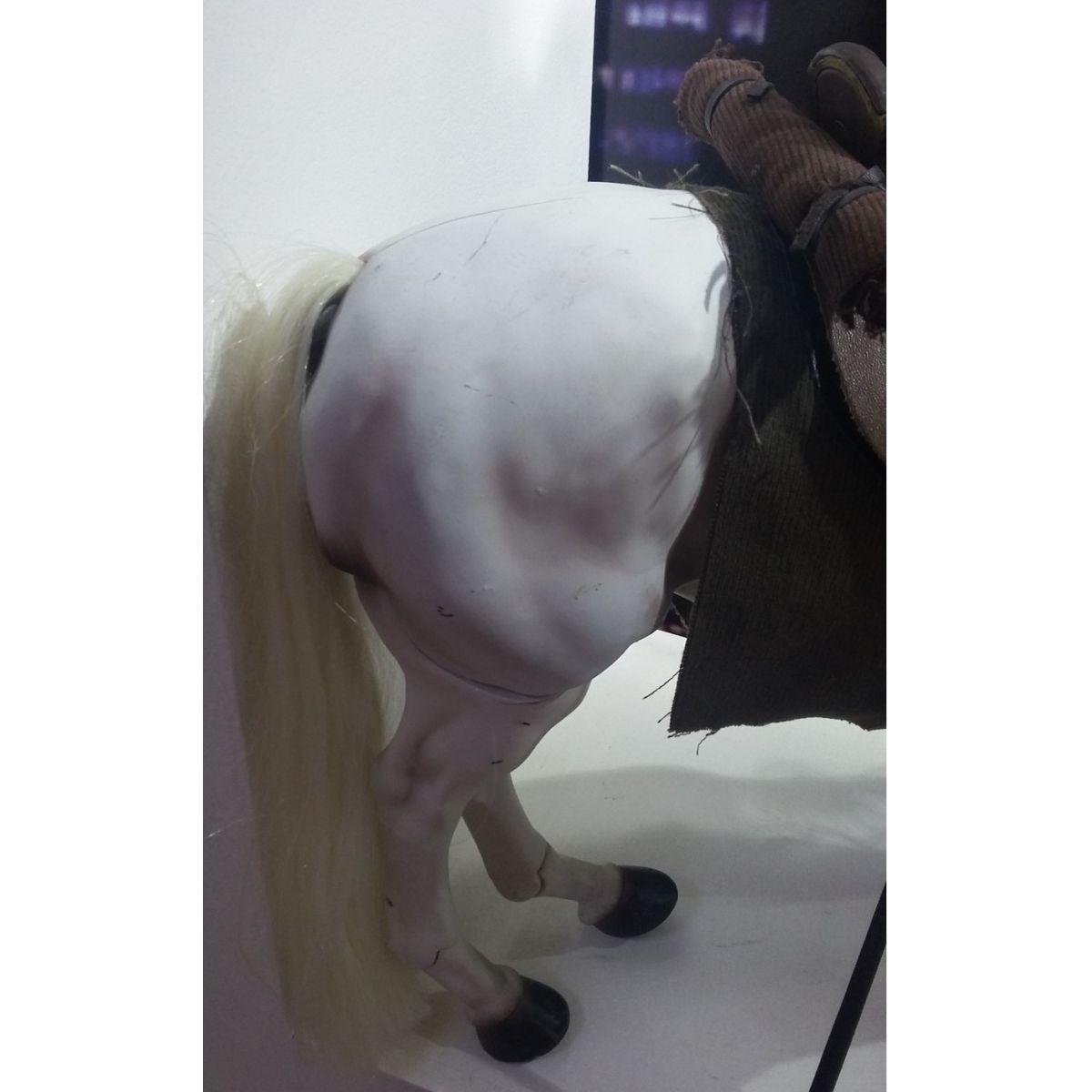 White Horse Escala 1/6 - Asmus Toys (Produto Exposto)