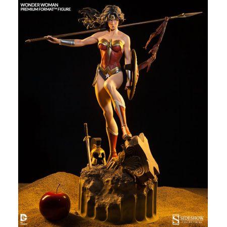 Wonder Woman Premium Format - SideShow  - Toyshow Colecionáveis