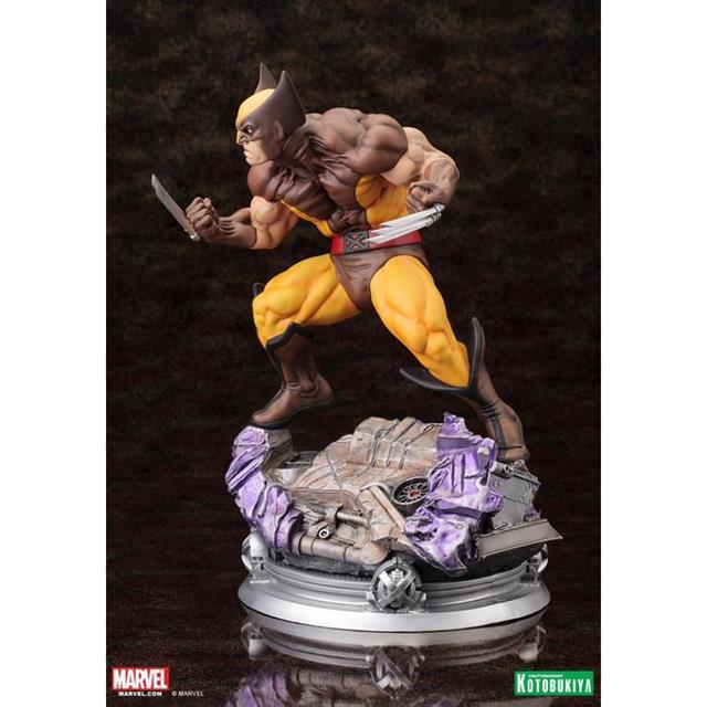 X-Men: Wolverine Danger Room Sessions - Kotobukiya