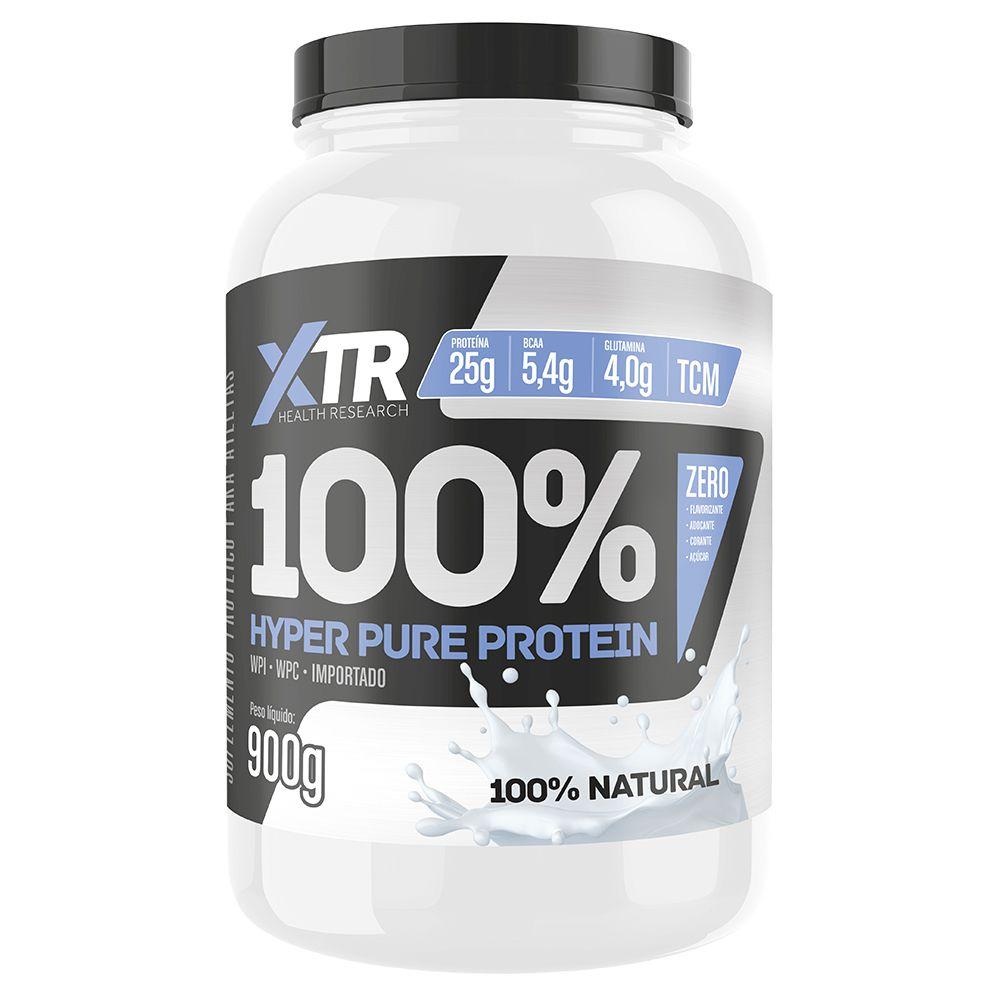 100% Hyper Pure Protein - 900g - XTR Nutrition