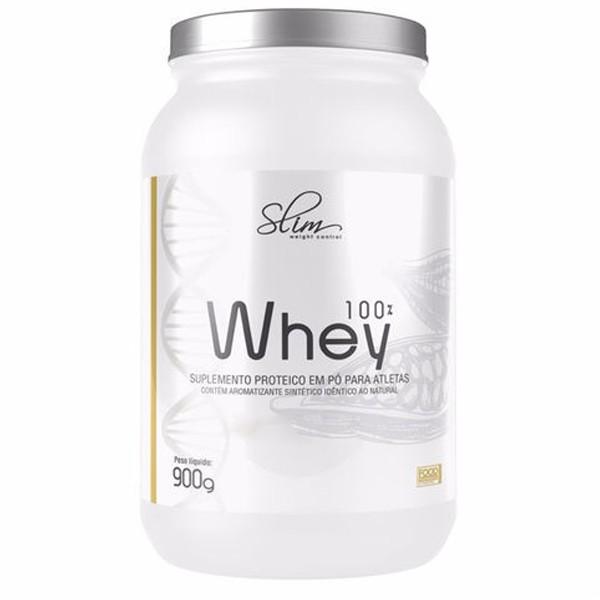 100% Whey 900 g - Slim