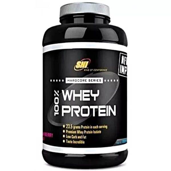 100% Whey Protein 900g - SNI