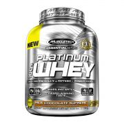 100% Platinum Whey 2,270Kg - Muscletech