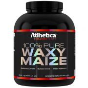 100% Pure Waxy Maize 2 Kg - Atlhetica