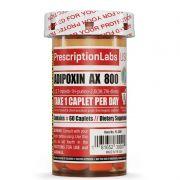 Adipoxin AX  60 Cápsulas - Prescription Labs