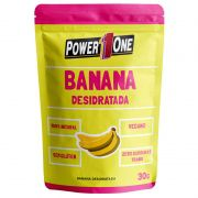 Banana Desidratada - 1 Sachê (25g) - Power One