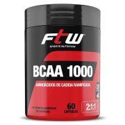 Bcaa 1000 200mg 60 cápsulas - FTW