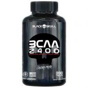 BCAA 2400 200 Capsulas  - Black Skull