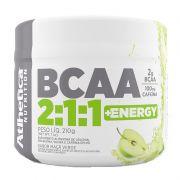 BCAA 2:1:1 Energy 210g - Atlhetica Nutrition