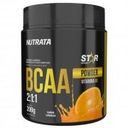 BCAA 2:1:1 Star Series 200G - Nutrata
