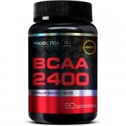 BCAA 2.400 60 Cápsula - Probiótica