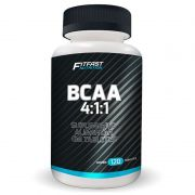 BCAA 4:1:1 - 120 Tabletes - Fit Fast
