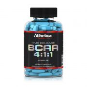 BCAA 4:1:1 Time Release - 200 Tabs - Atlhetica Nutrition
