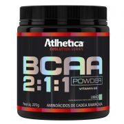 BCAA Powder 2:1:1 - Evolution Series - Atlhetica Evolution - 225g