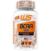 BCAA Size 60 Cápsulas - World Size