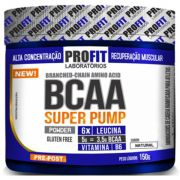 Bcaa Super Pump Powder - 150 g - Profit