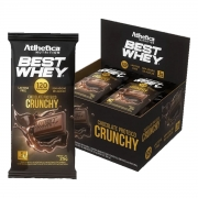 Best Whey Chocolate Proteico 12 Unidades - Atlhetica Nutrition