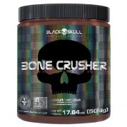 Bone Crusher Pasta de Amendoim 500g - Black Skull