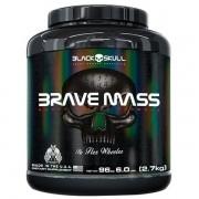 Brave Mass 2,7 Kg - Black Skull