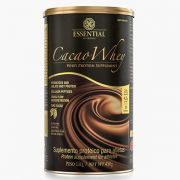 Cacao Whey - 450 g - Essential Nutrition