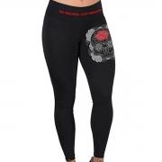 Calça Legging Carol Saraiva - Black Skull Clothing
