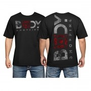 Camiseta Dry Fit - BODY SHOPPING