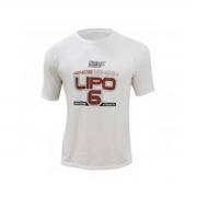 Camiseta Lipo 6 Branca - Nutrex
