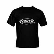 Camiseta  Preta - Power Supplements