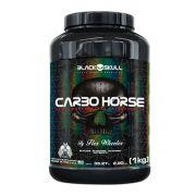Carbo Horse 1kg - Black Skull