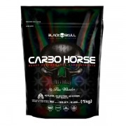 Carbo Horse 1kg(Refil) - Black Skull