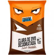 Clara de Ovo Desidratada Chocolate 1Kg - Proteína Pura - Netto Alimentos