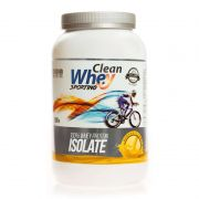 Clean Whey Isolate Sporting 900g - Clean Whey